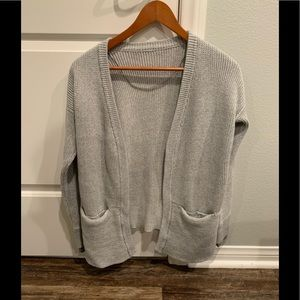 Lululemon Sweater Cardigan